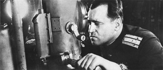 первый кругосветный поход советской подводной лодки